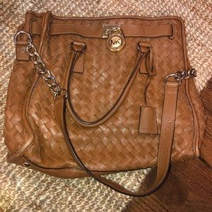 Authentic Michael Kors handbag/purse